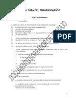 6- Orientaciones Para El Emprendimiento - Documento de Trabajo