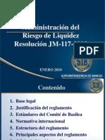 Reglamento Del Riesgo de Liquidez