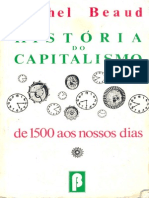 Michel Beuad Historia Do Capitalismo