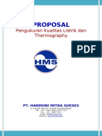 Proposal Power Quality & Thermograph