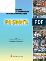 Buku Posdaya