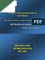 ABC ABM Modelos Implantacion