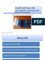 Your Credit and Your Life