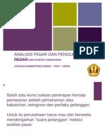 II. Analisis Pasar & Pengukuran Pasar_edit