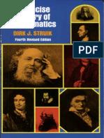 A Concise History of Mathematics - Dirk J. Struik