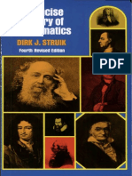 A Concise History of Mathematics - Dirk J. Struik