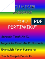 Lagu Negeri Sarawak