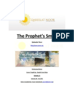 The Prophet's Smile Notes