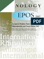 Epos 2007