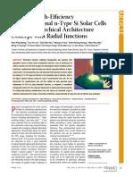 Realizing High Efficiency solar cells.pdf
