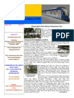 CMRL newsletter