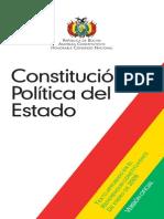 Constitucion Bolivia 2009