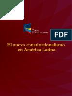 Viciano y Compania - El Nuevo Constitucionalismo Latinoamericano Libro