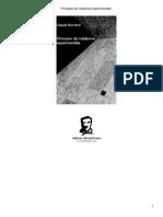 Bernard Claude-Principes de Medecine Experimentale
