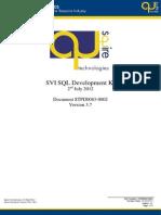 SVI SDK Technical Document