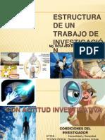 Estructura de Trabaj de Investig Menos Diapositivas