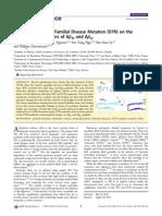 Effect of the Tottori Familial Disease Mutation.pdf