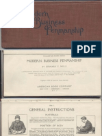 Modern Business Penmanship 1903