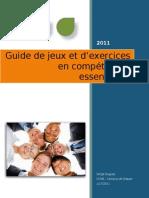 Guide de Jeux Et Dexercices