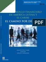Desarrollo Financiero a.latina y El Caribe