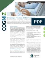 Creating a Finance 2020 Roadmap