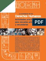 ABC La enseñanza de los derechos humanos.