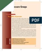 Pressure Groups in Politics