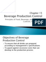 Chapter 15 Beverage Production Control