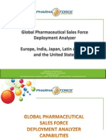 Global Pharmaceutical Sales Force