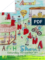 2013 Parndana AH&F Show Book