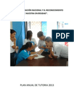 PLAN DE TUTORIA I.E.P.P.S N° 6010275