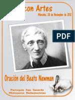 Orar Con Artes - Cardenal Newman