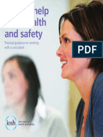 IOSH Getting Help With Health and Safety2012