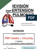 Revision Hipertension Pulmonar
