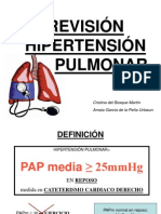 Revision Hipertension Pulmonar