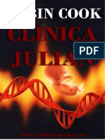 Robin Cook - Clinica Julian