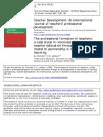 Teachers Development