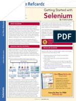Getting Started With Selenium