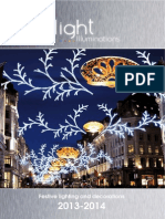 Catalogue Festilight GB 2013-2014