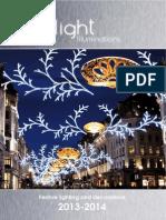 Catalogue Festilight GB 2013-2014