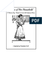 """PRINTABLES Ways of Her Household ~ a Modern Day """"Herbal"""""""