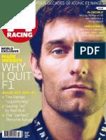 F1 Racing -October 2013