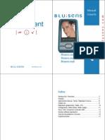 Blusens iBlue 1028-271106 - Manual