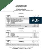 Engineering Design II ,III,