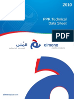 Ppr Techincal Data Sheet