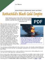 Rothschild - Rothschild's Black Gold Empire
