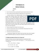 Cara Kerja Parallel Generator Sinkron