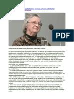 Antje Schrupp über Elinor Ostrom Es gibt kein Allheilmittel Umweltschutz Gesetze Regeln