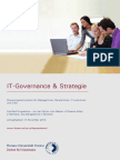 Leaflet Certified Experte IT Governance 2013