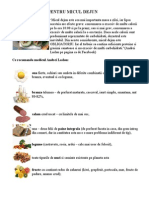 Dieta Andrei Laslau